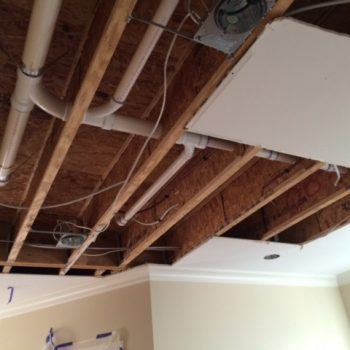 Ceiling leak - Picture 3