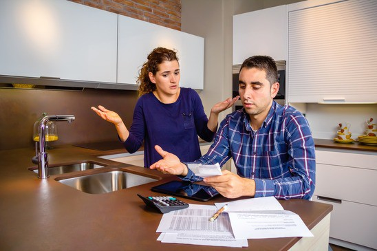 Stressed about personal vs. small business finances