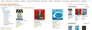 Amazon #1 Best Seller in New Business Enterprises