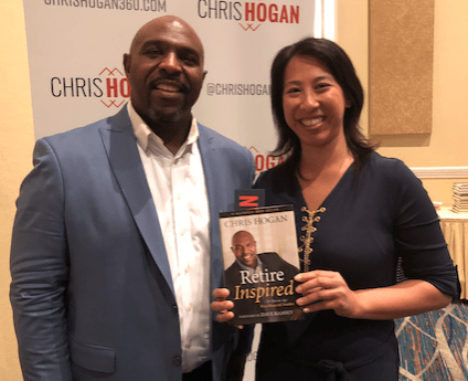 FinCon Keynote Speaker, Chris Hogan