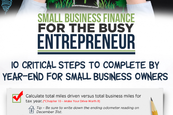 10 Critical Steps for Busy Entrepreneurs