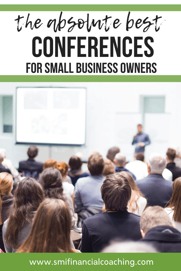 The best conferences for small business owners